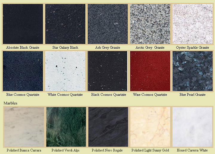 Different Types Of White Marble : Granite house name plates beautiful signs for your home